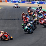 MotoGP, VN Španije: Mladci v napadu (foto: Dorna, Michelin)