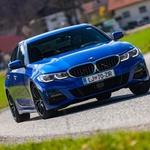 Jaz BMW, jaz voznik? (foto: Saša Kapetanovič)