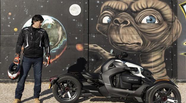 Vesoljsko vozilo (foto: Jag)