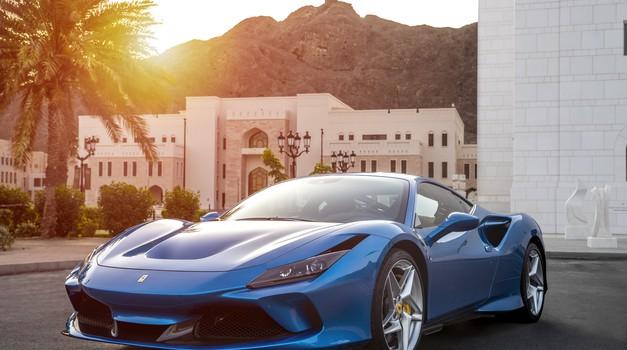 Ferrari po prvem četrtletju z rekordno rastjo dobička (foto: Ferrari)