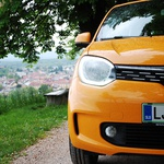 Novo v Sloveniji - Renault Twingo (foto: Jure Šujica)