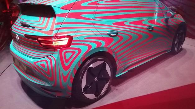 Bo Volkswagen ID.3 že kar takoj postal najbolje prodajan električni avtomobil v Sloveniji (foto: Volkswagen)