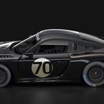 Porsche bo dirkalniku 935 vdahnil še nekaj več nostalgije (foto: Porsche)