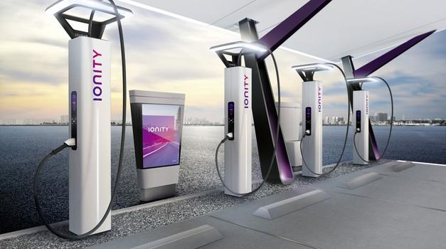Projekt Ionity: Postavljena 100. polnilnica. Kje bo prva v Sloveniji? (foto: Volkswagen)