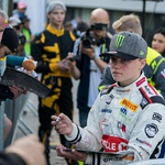 Oliver Solberg je postavil nov mejnik (foto: Monster Energy)