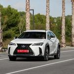 Novo v Sloveniji: Lexus UX (foto: Tomaž Porekar)