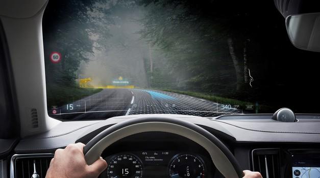 Pri Volvu bodo nove tehnologije preizkušali, še preden jih bodo razvili (foto: Volvo)