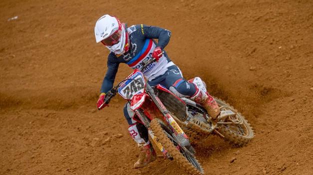 Motokros: nadaljevanje državnega prvenstva v Radizelu (foto: Honda)
