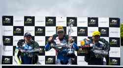 Isle of Man: po prekinitvi v drugem krogu zmagovalec dirke  v razredu Superbike Peter Hickman