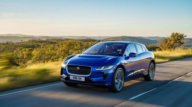 BMW in Jaguar-Land Rover v skupen razvoj električnih avtomobilov