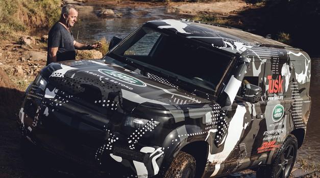Oglejte si, kako se je Land Rover obnesel na nedavni avanturi v Afriki (video) (foto: Land Rover)