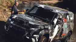 Oglejte si, kako se je Land Rover obnesel na nedavni avanturi v Afriki (video)