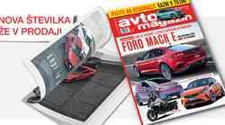 Izšel je novi Avto magazin! Testi: BMW serije 8, Cupra Ateca, Toyota Supra