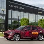 Aston Martin odpira svojo prvo 'električno' tovarno (foto: Aston Martin)