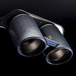 Akrapovič dosegel nov mejnik – po novem v serijskih avtomobilih s keramiko (foto: Akrapovič)