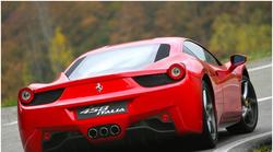 Na sanjsko vožnjo s Ferrarijem v Milano