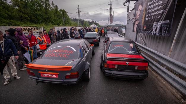 Adria drift series prihodnji vikend v Čakovcu z dodatnim programom (foto: Tit Bonač)