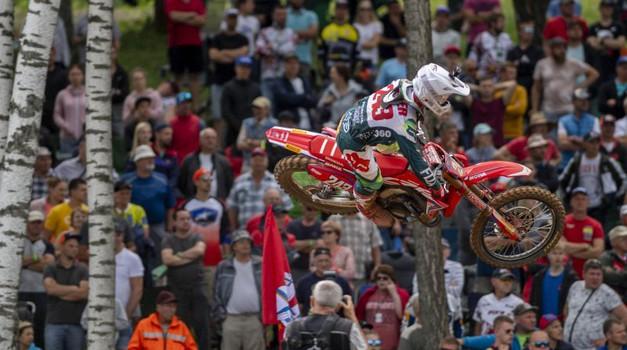 MXGP: na dirko v Nemčijo kar štirje slovenski predstavniki (foto: Honda)