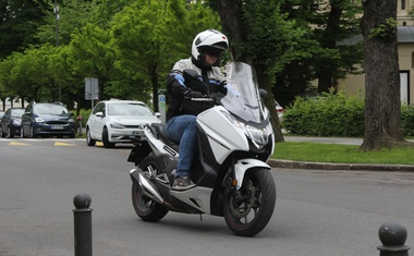 Test: Honda NC750 Integra S (2019)