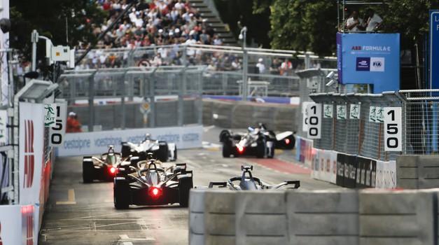 Formula E: Vergne pred zaključko sezone do nove težke zmage (foto: FIA)
