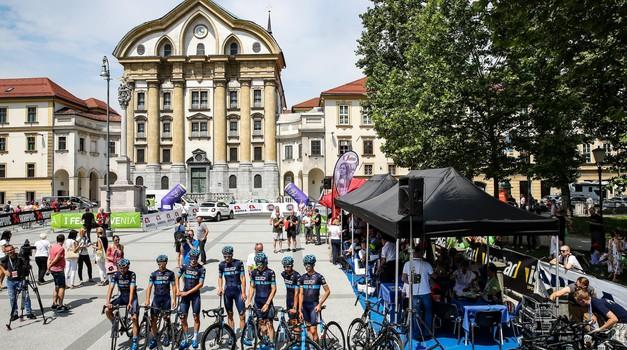 Letošnja kolesarska dirka po Sloveniji tudi dobrodelne narave (foto: Sportida)