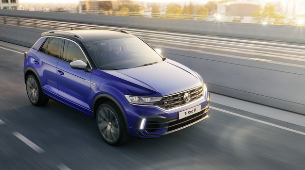 Evropski avtomobilski trg navkljub pričakovanjem z rahlo rastjo v maju. (foto: Volkswagen)