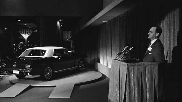Umrl je oče Ford Mustanga, Lee Iacocca (foto: Ford)
