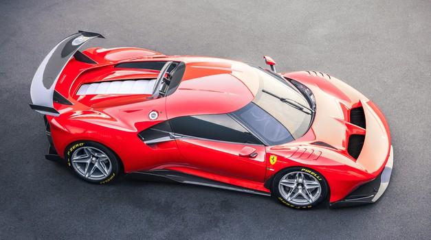 Čakalna doba za unikaten Ferrari: pet let (foto: Ferrari)