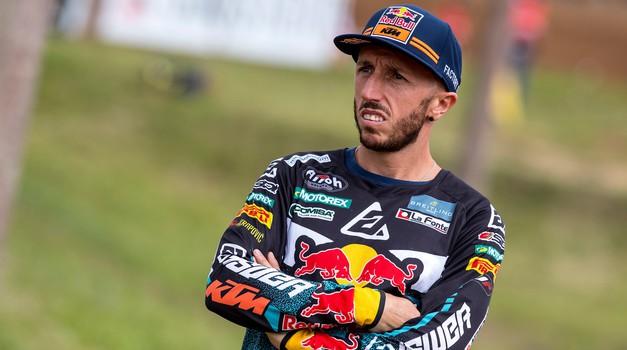 MXGP: Cairoli zaradi poškodbe končuje sezono (foto: Ray Archer (KTM))
