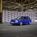 Audi 'RennSport' divizija praznuje 25 let (foto: Audi RS)