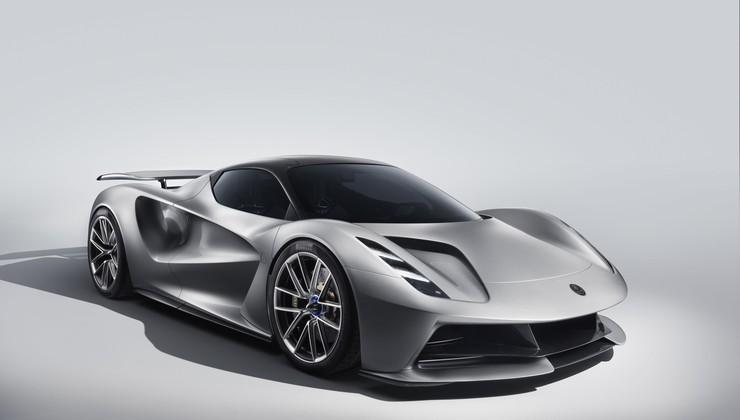 Lotus Evija je nov najmočnejši serijski avtomobil na svetu