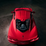 Chevrolet Corvette za 21. stoletje je tu (foto: General Motors)