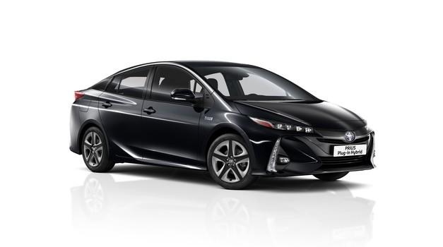 Toyota Prius s posodobitvijo še nekoliko bolj učinkovita (foto: Toyota)