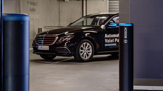 Bosch in Daimler z novim mejnikom na področju avtonomnih avtomobilov (foto: Daimler AG)