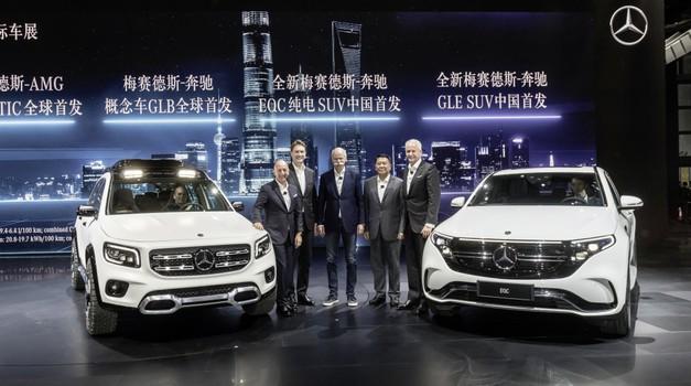 BAIC novi solastnik Daimlerja (foto: Daimler AG)
