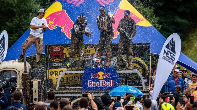 Red Bull Romaniacs: zlati prestol zasedel Manuel Lettenbichler, železnega Anna Schmölzl (foto: Predrag Vučković)