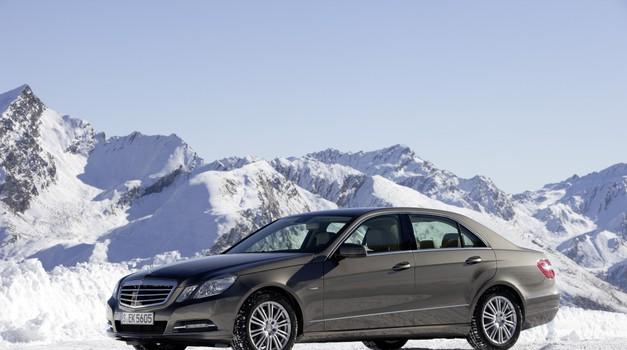 Mercedes-Benz bo subvencioniral nadgradnjo starih dizlov (foto: Daimler AG)