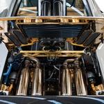 Na dražbo v Monterey prihaja eden najbolj zaželenih McLarnov F1 (foto: RM Sotheby's)