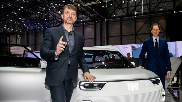 Fiat-Chrysler vsaj še prihodnje leto brez kazni zaradi izpustov (foto: FCA)