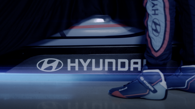 Hyundai pripravlja prvi električni dirkalnik (foto: Hyundai)