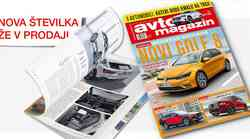 Izšel je novi Avto Magazin! Audi e-tron, Lexus ES 300h, MV Agusta Turismo Veloce Lusso SCS ...