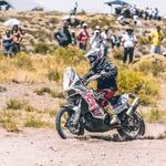 Simon Marčič: Na Dakar 2020 bo šel 30 kilogramov lažji (foto: osebni arhiv)