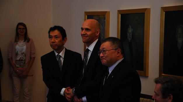 URI-Soča in Toyota peljeta sodelovanje na novo raven (foto: Jure Šujica)