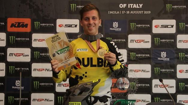 Slovenci imamo svetovnega prvaka, in to (še) ni Tim Gajser! (foto: Jaka Završan)
