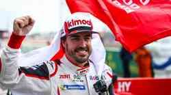 Na startu Dakarja letos tudi Fernando Alonso - kdo je zasedel sovozniški sedež?