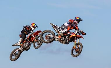MXGP: Coldenhoff do nove zmage, Prado svetovni prvak
