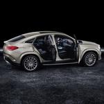 GLE Coupe postaja skladen s 'klasičnim' bratom (foto: Daimler AG)