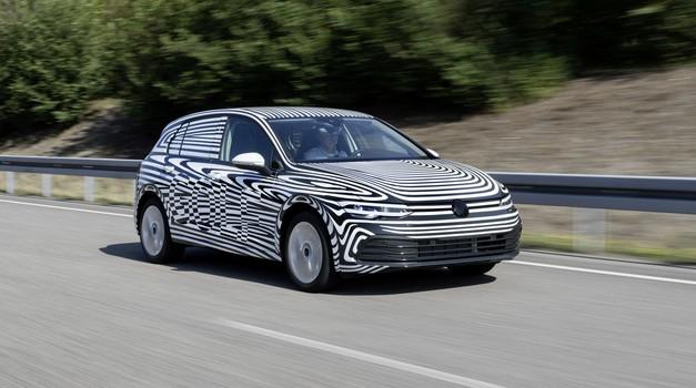Novi Golf že (skoraj) pripravljen (foto: Volkswagen)