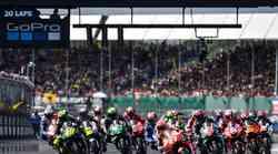 Moto GP, VN Velike Britanije: »Živela Španija!«