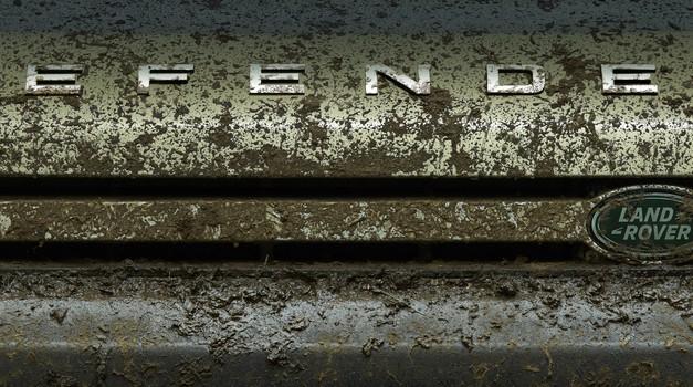 Land Rover Defender na poti k razkritju (foto: Land Rover)